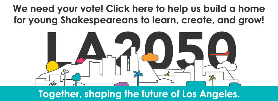 LA2050 - Shaping the future of Los Angeles